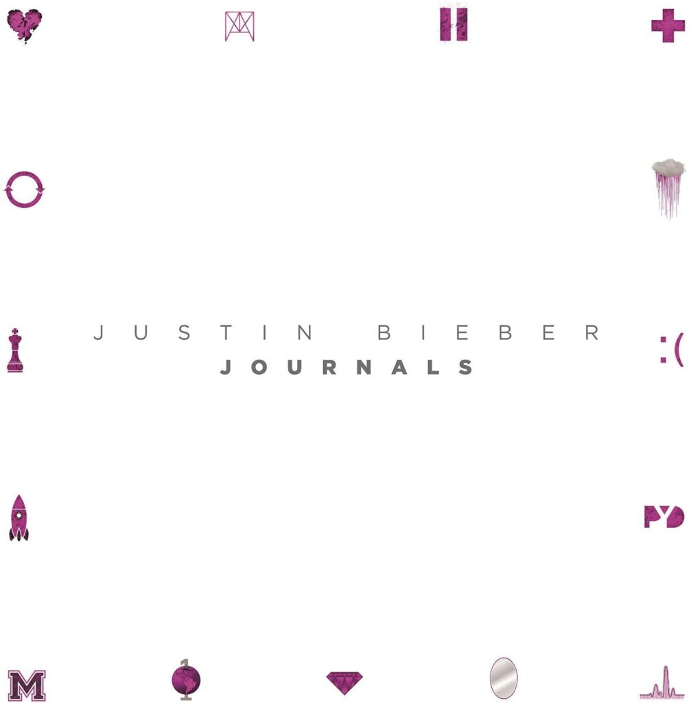 Justin Bieber - Journals produced by The Audibles