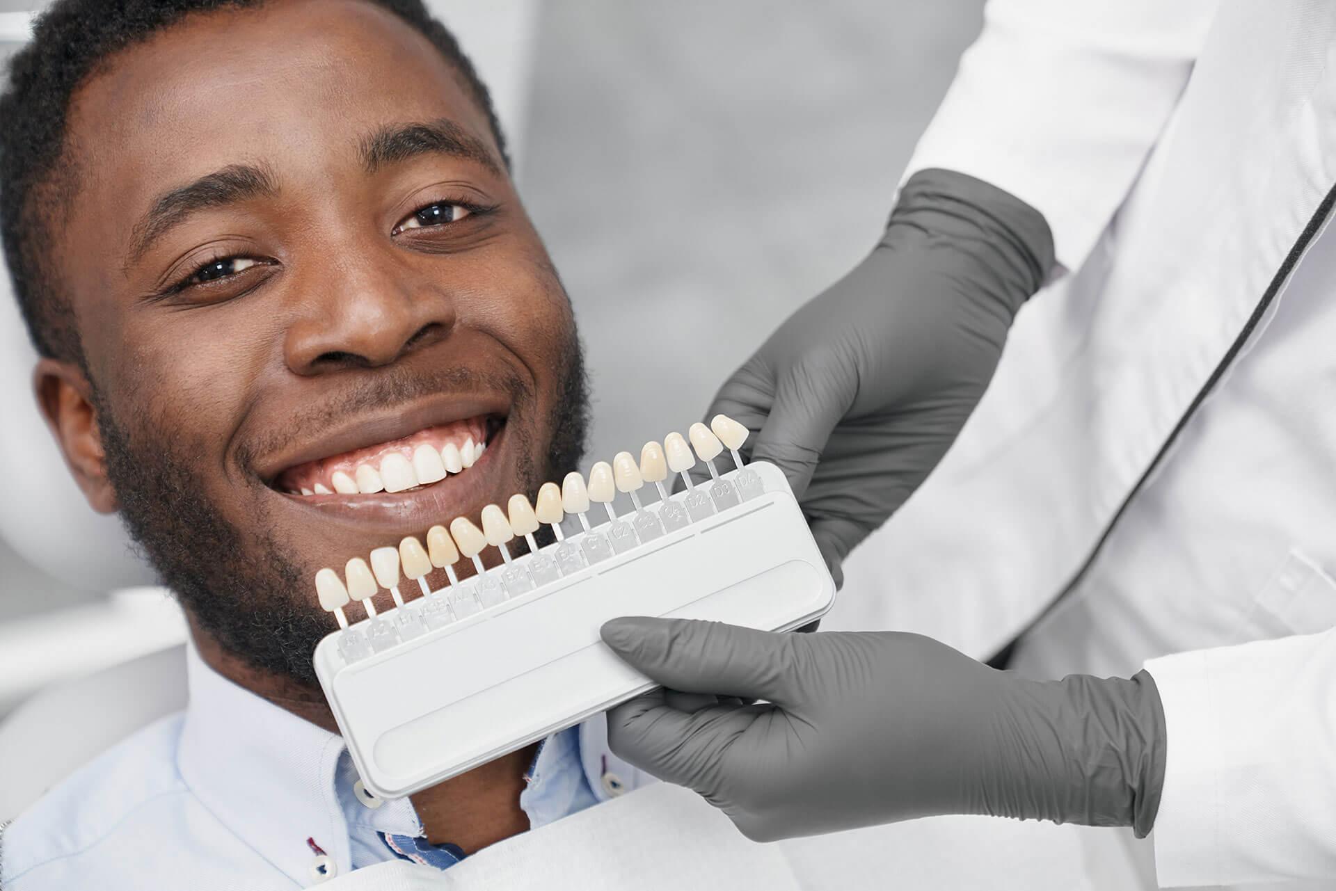 porcelain dental veneers st augustine