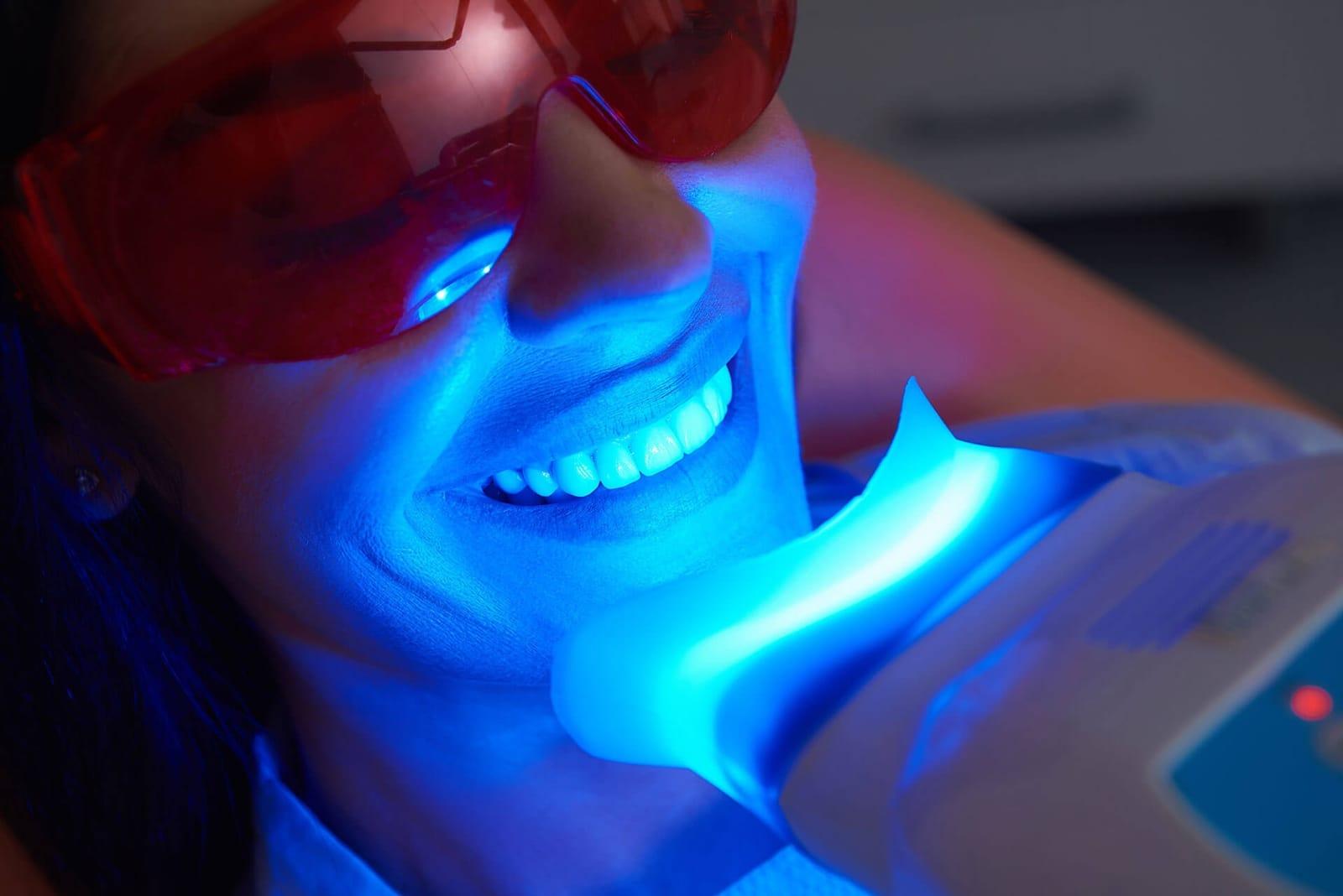 teeth whitening in st augustine