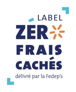 Logo du label Zéro Frais Cachés