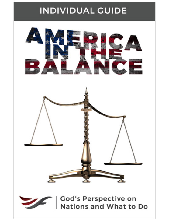 America In The Balance