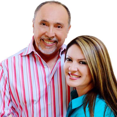Ruben and Gloria Arroyo