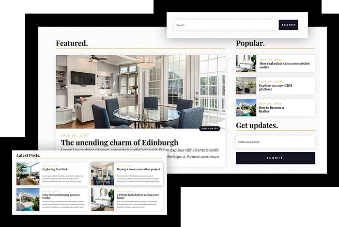 SEO Optimized Blog