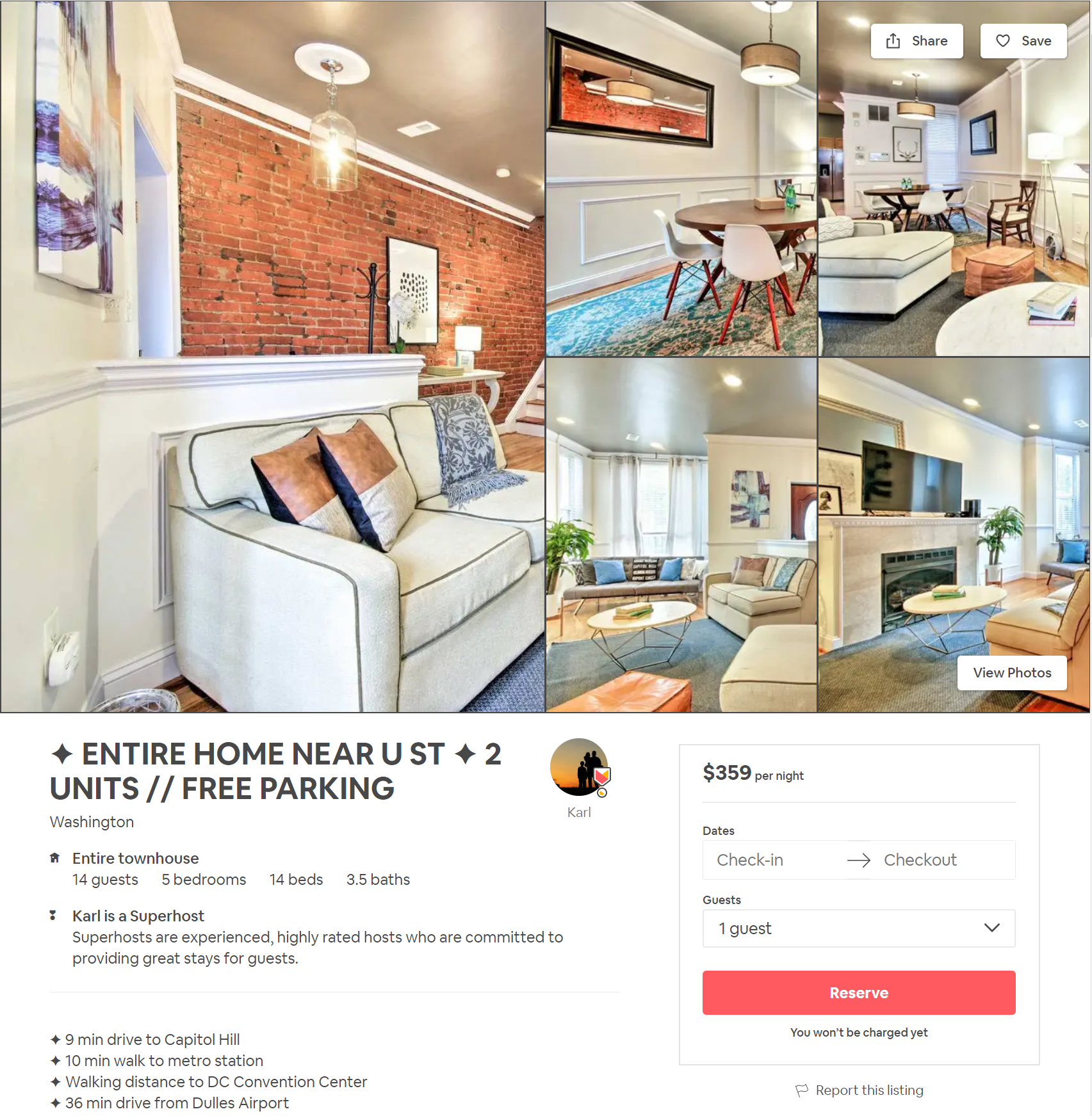 Airbnb Listing - Airbnb Listing Description: How to Do it Right