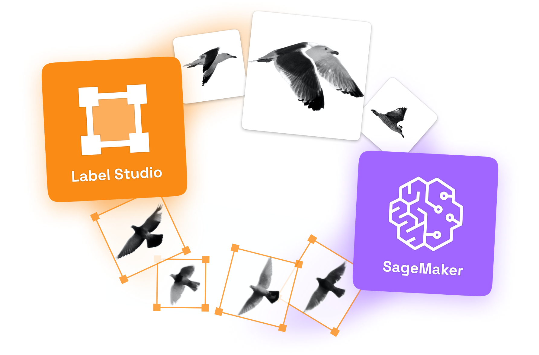 From raw data to a trained model: Automate your ML pipeline with Label Studio & Amazon SageMaker