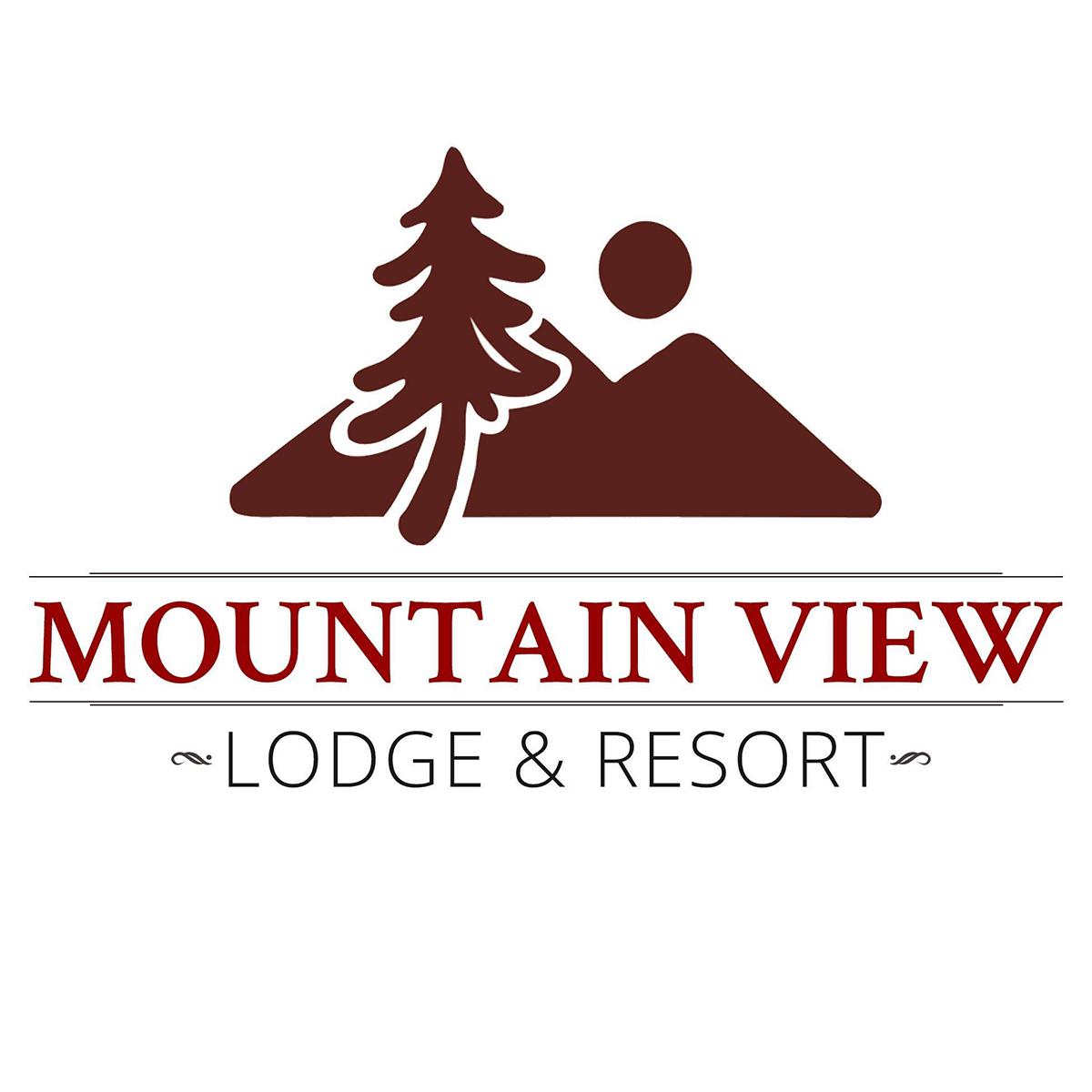 Mountain View Lodge & Resort logo
