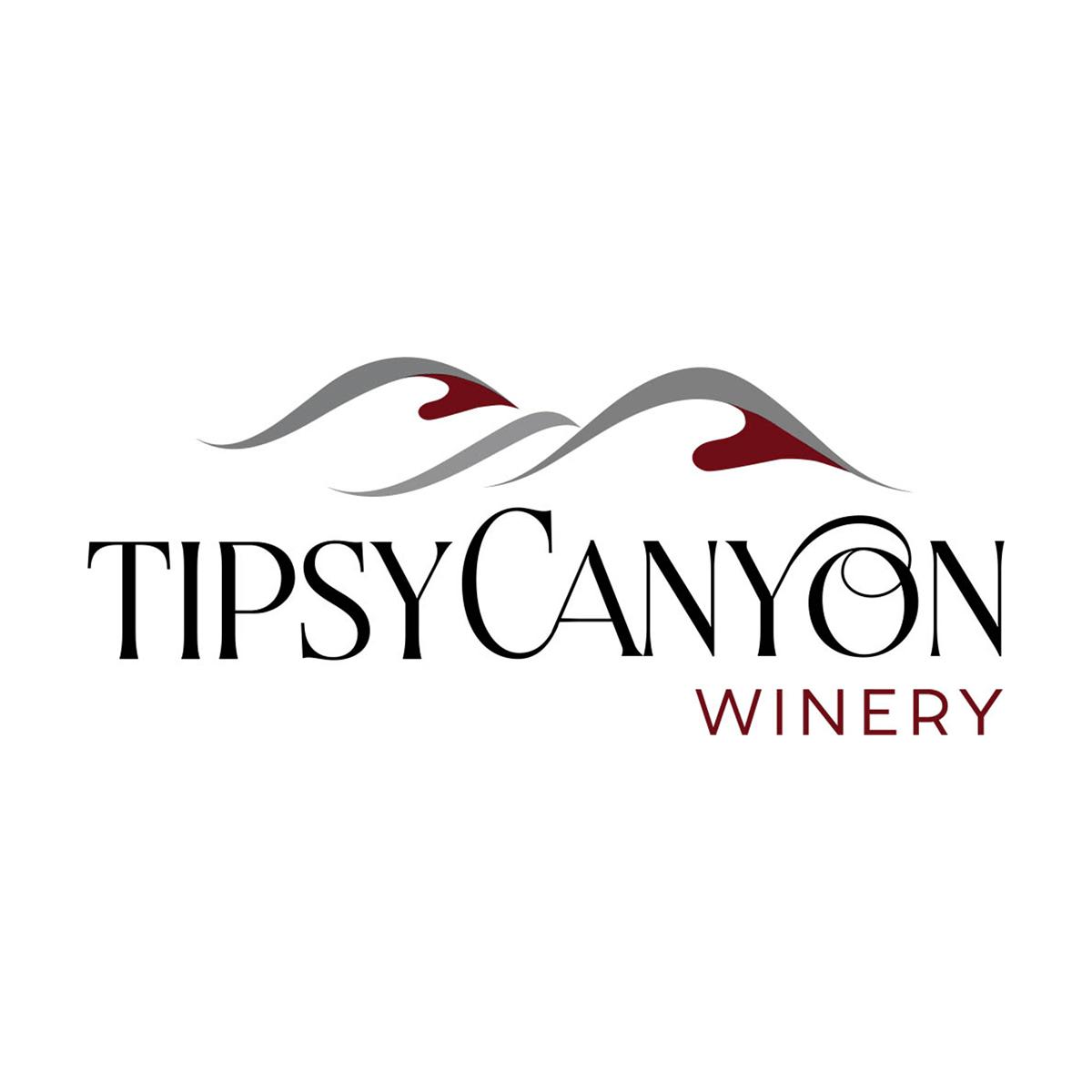 Tipsy Canyon Winery logo