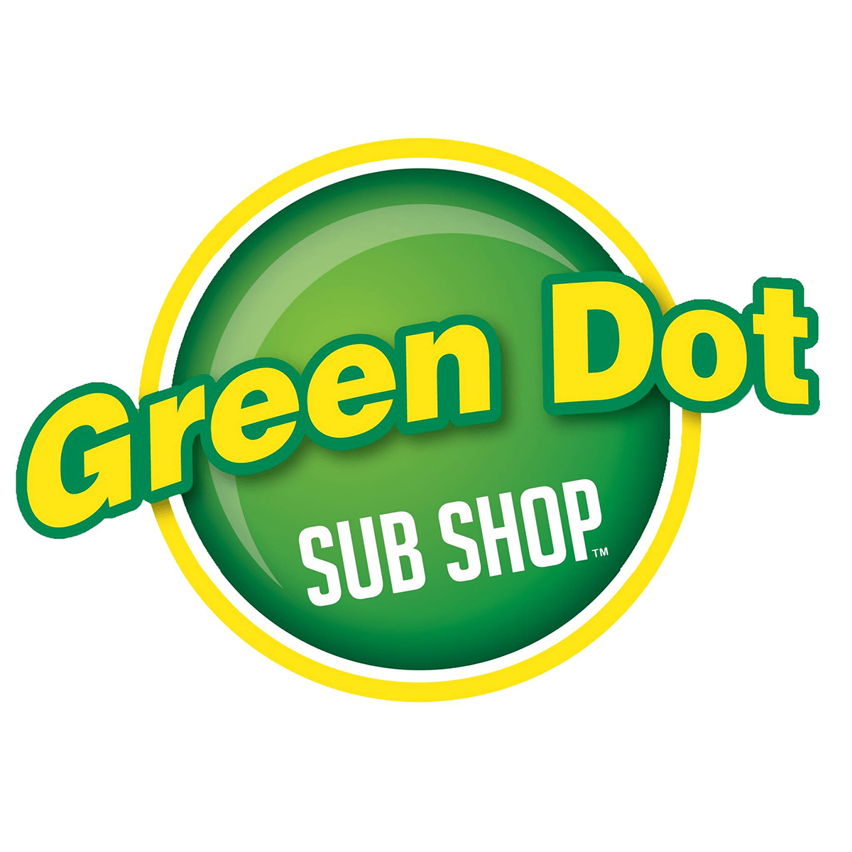 Green Dot Sub Shop logo