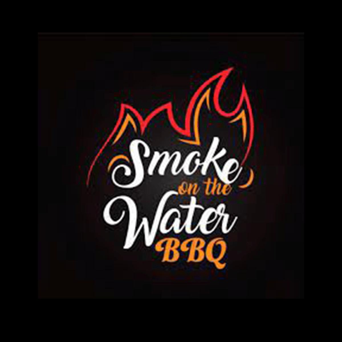 Smoke on the Water BBQ logo