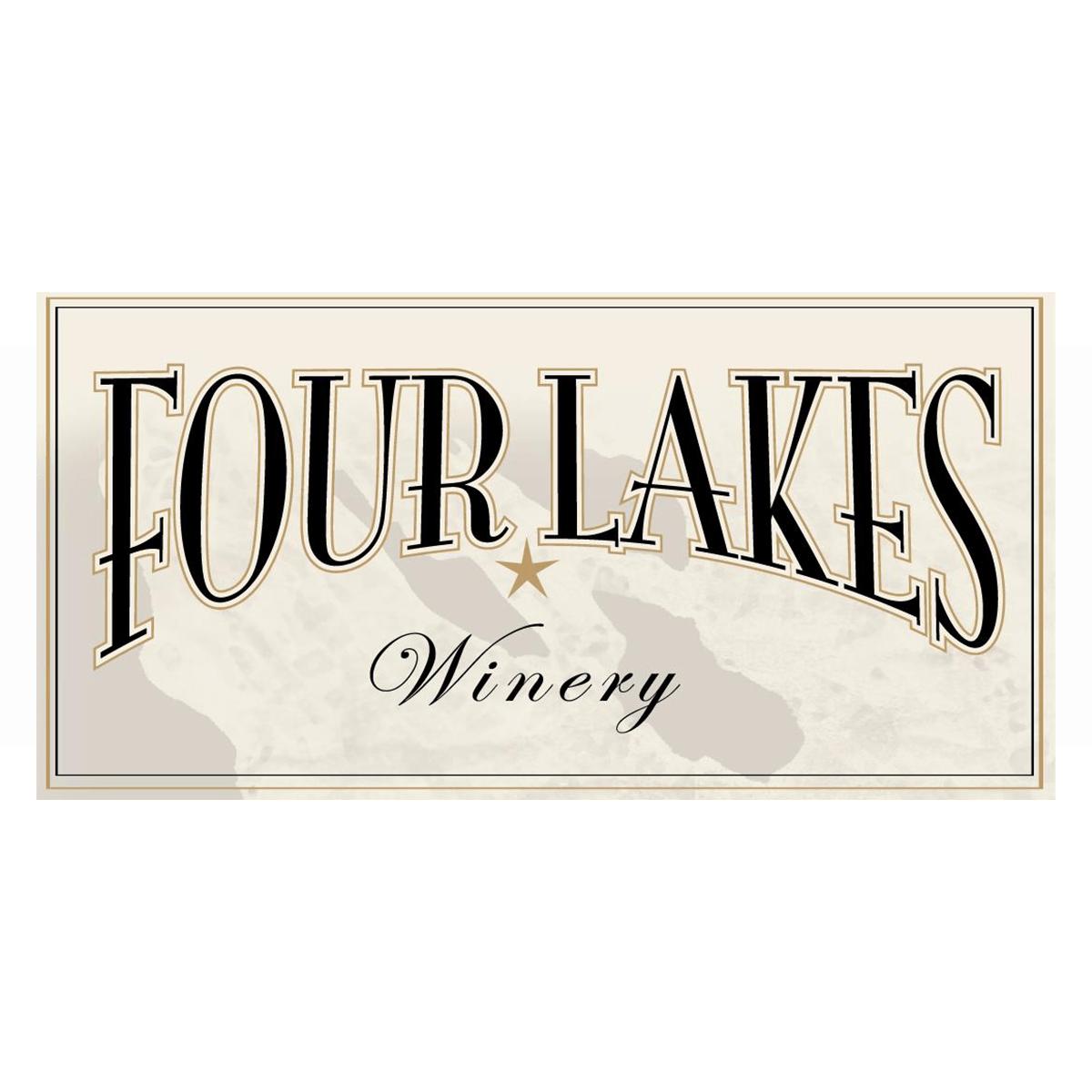 Four Lakes Winery logo