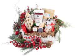 Thriving Box Co Curated Christmas Box