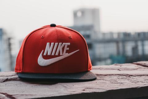 Nike branded cap