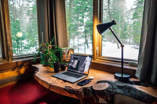 Forrest home office desk
