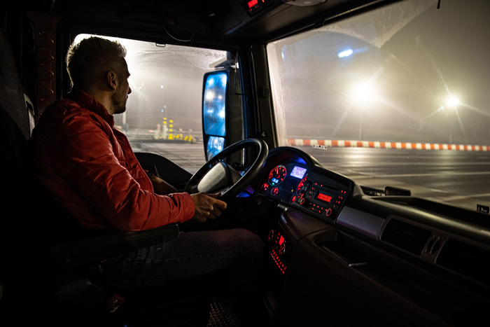 Night Driving Drivers Hours DCPC
