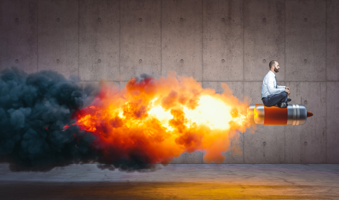 Rocket propelled driver cpc training