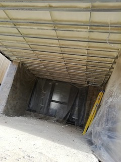 new build foam insulation