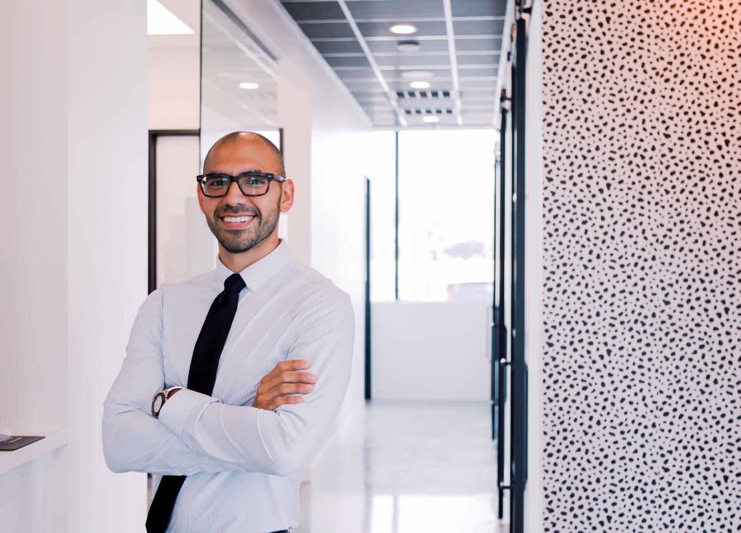 Photo of dentist Dr. Forrest Arguelles