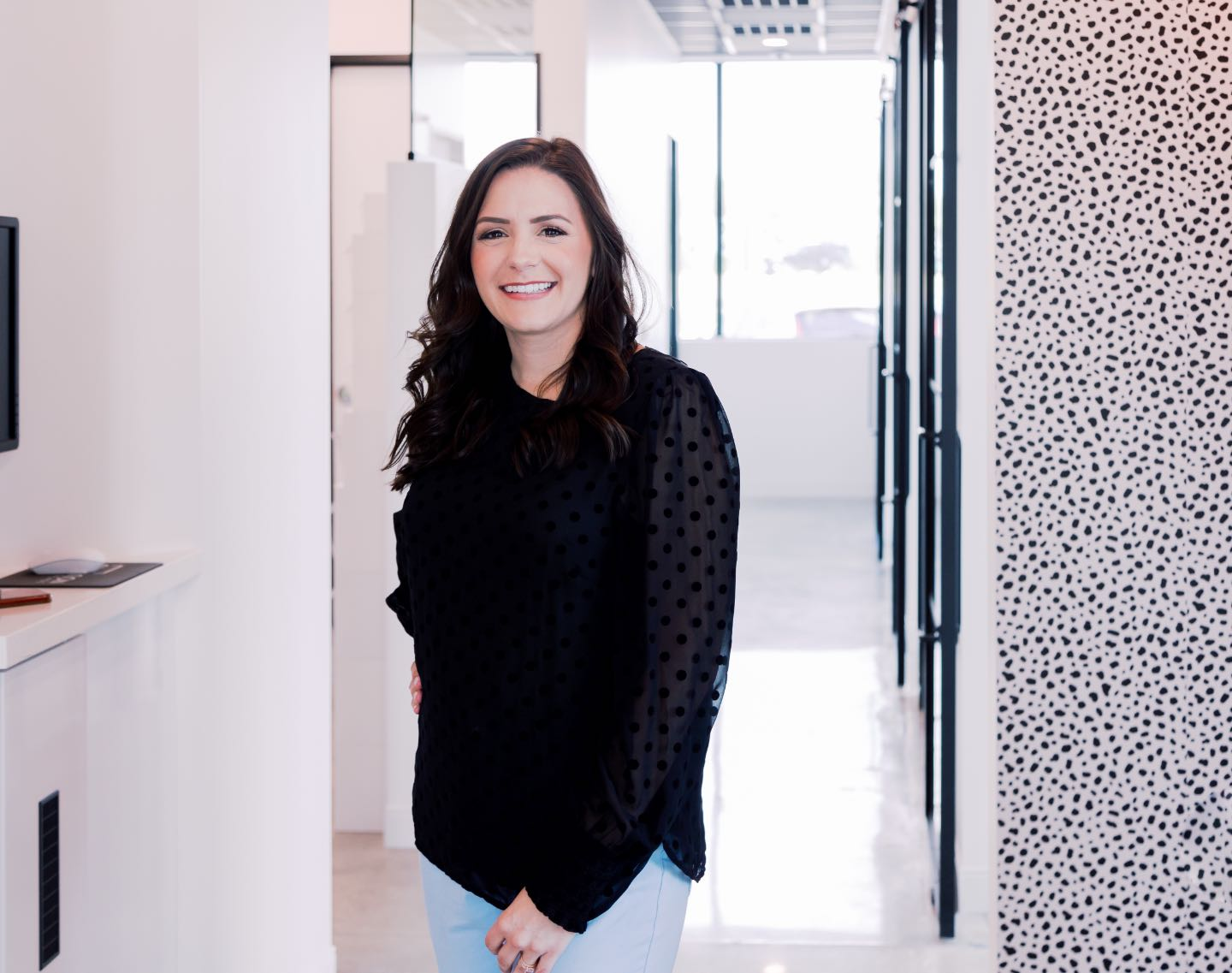 Photo of Dr. Courtney Arguelles, a dentist in New Braunfels, Texas