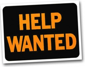 Help wanted image.