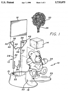 An example of patent drawing.