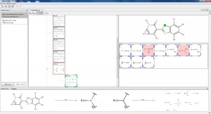 Markush Editor that allows chemists to create, and edit complex Markush structures