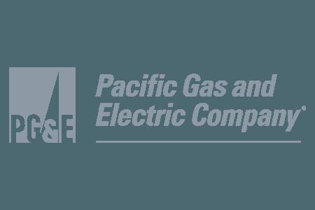 PG&E utility logo