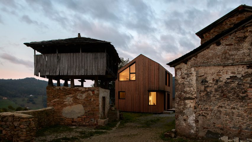 prefabicated house