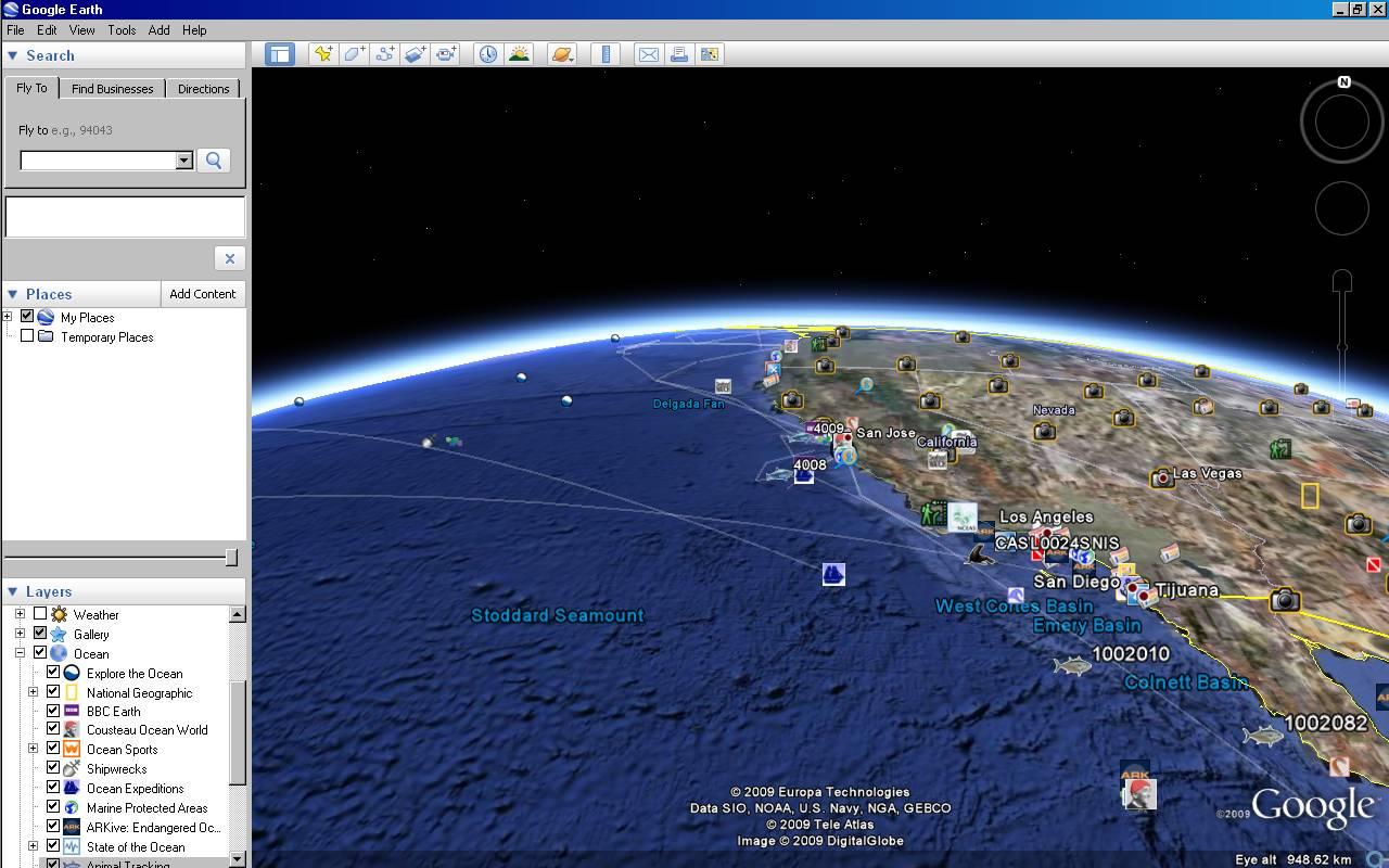 google earth 5 icon