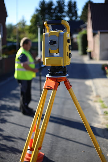GPS device for construction surveying