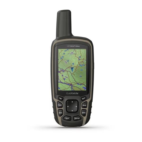 Garmin GPSMAP 64az GPS device