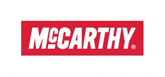 McCarthy construction logo