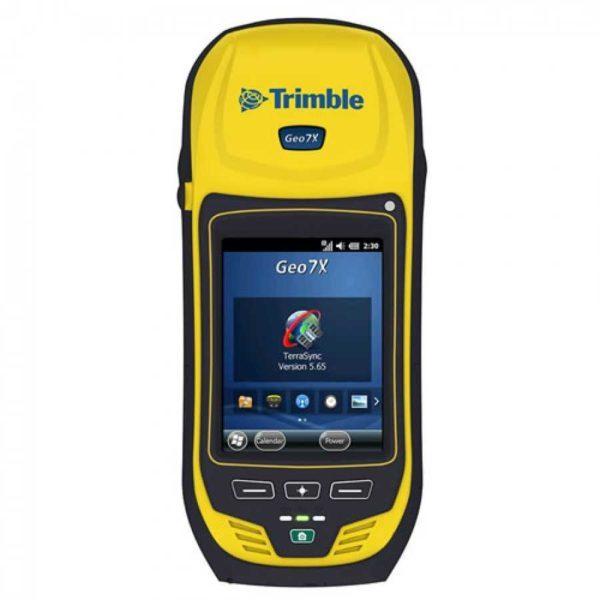 Trimble Geo7x survey grade GPS device