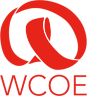 WCOE logo