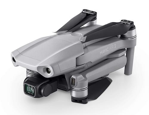 The Mavic Air 2 drone