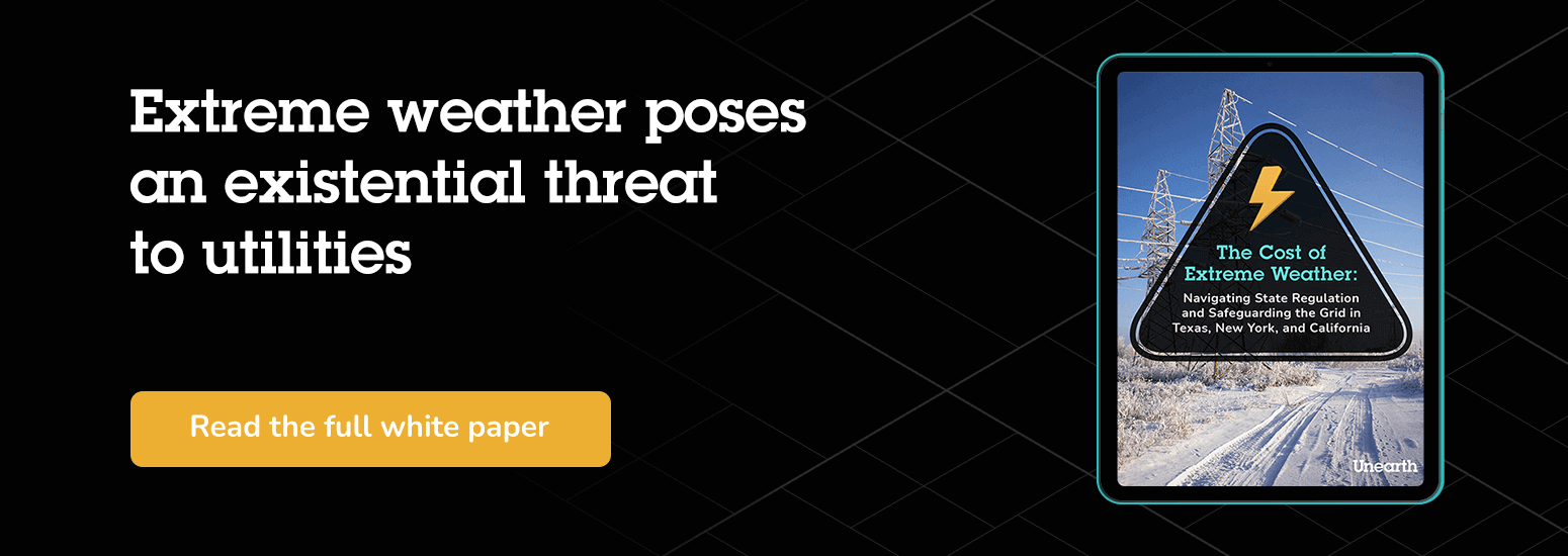 Extreme weather white paper