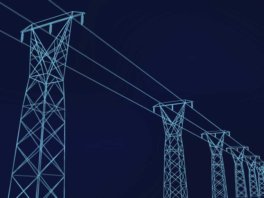 hardened transmission lines