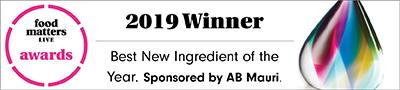 2019 Winner Best New Ingredient of the Year