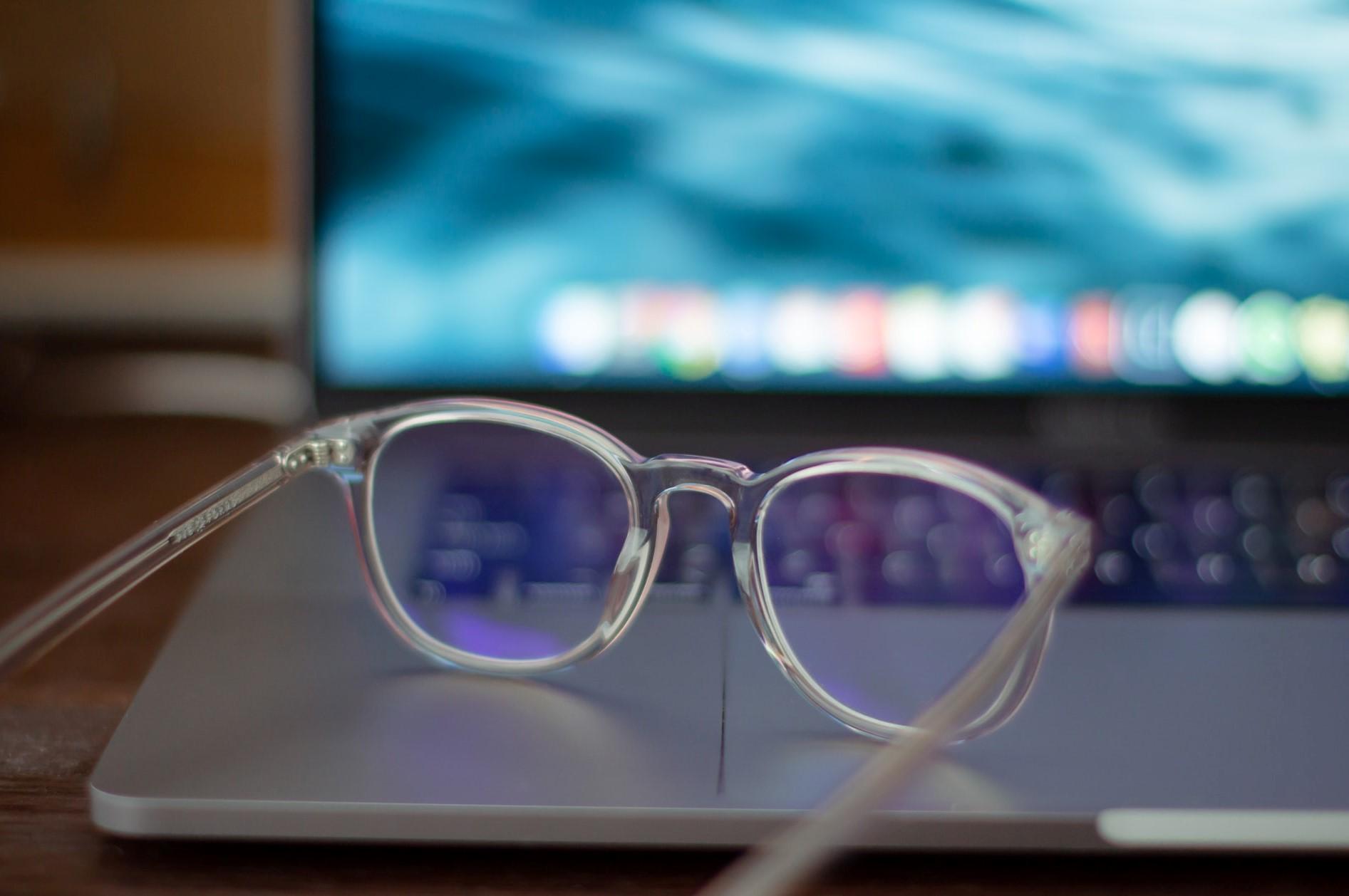 Auf Ihre individuellen Bedürfnisse angepasste Bildschirm-Arbeitsplatzbrille
