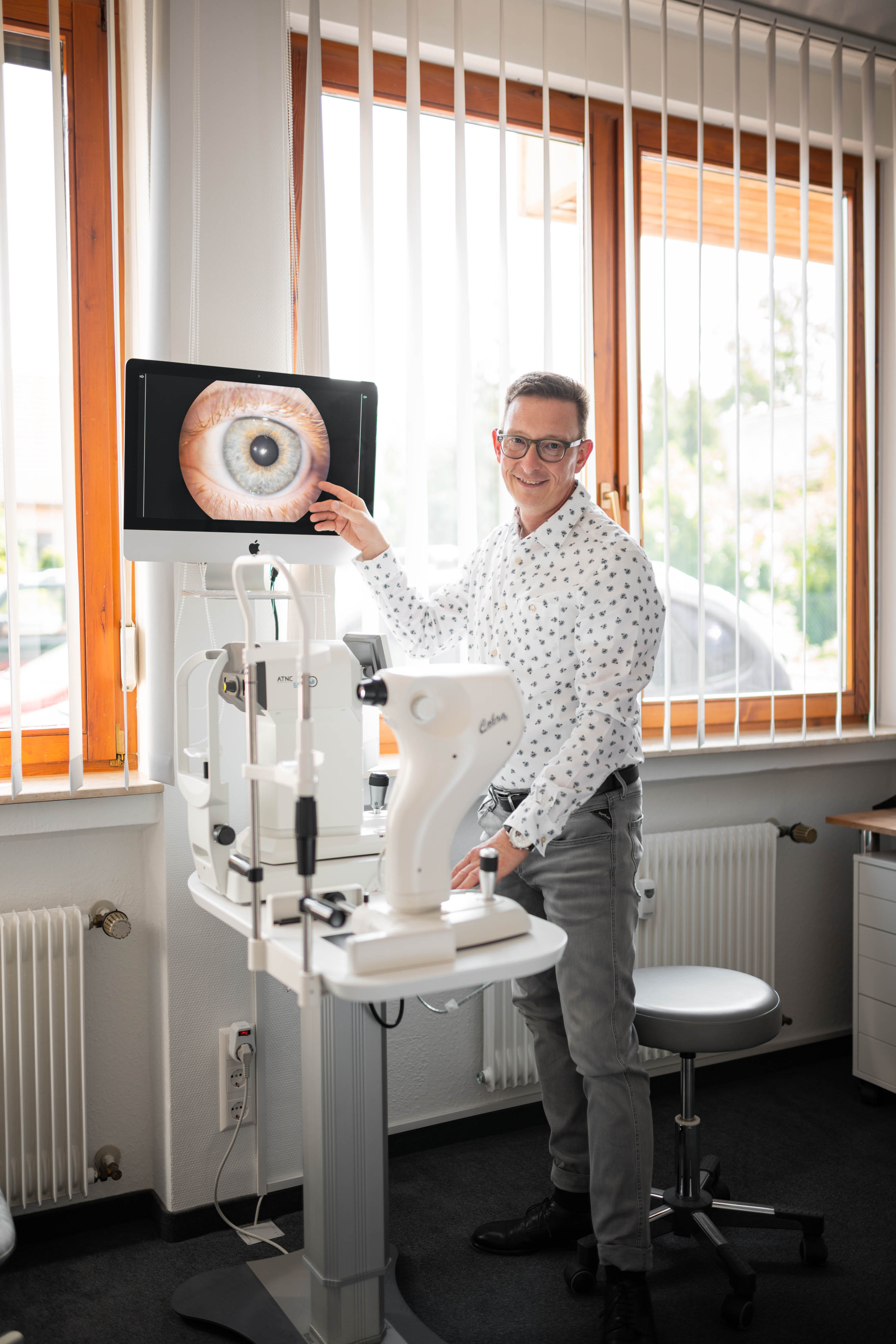 Randy Freitag Augenoptiker-Meister, Optometrist(EurOptom), Heilpraktiker Inhaber von Hoffmannoptik e.K.