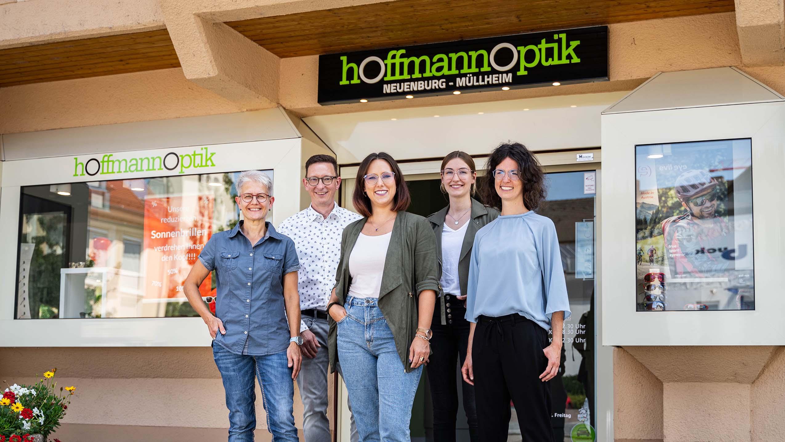 HoffmannOptik Team - Neuenburg