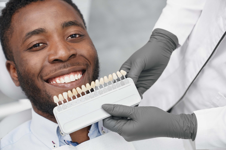 What happens during the Porcelain Veneers procedure