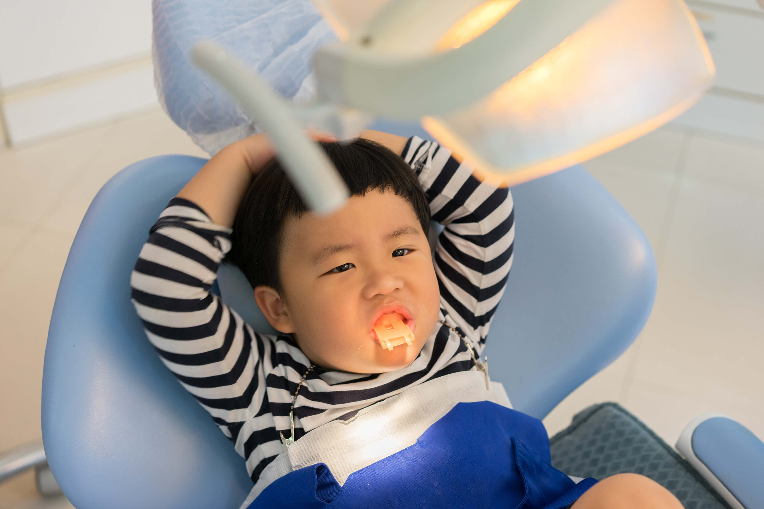 What can you expect during Fluoride Treatments