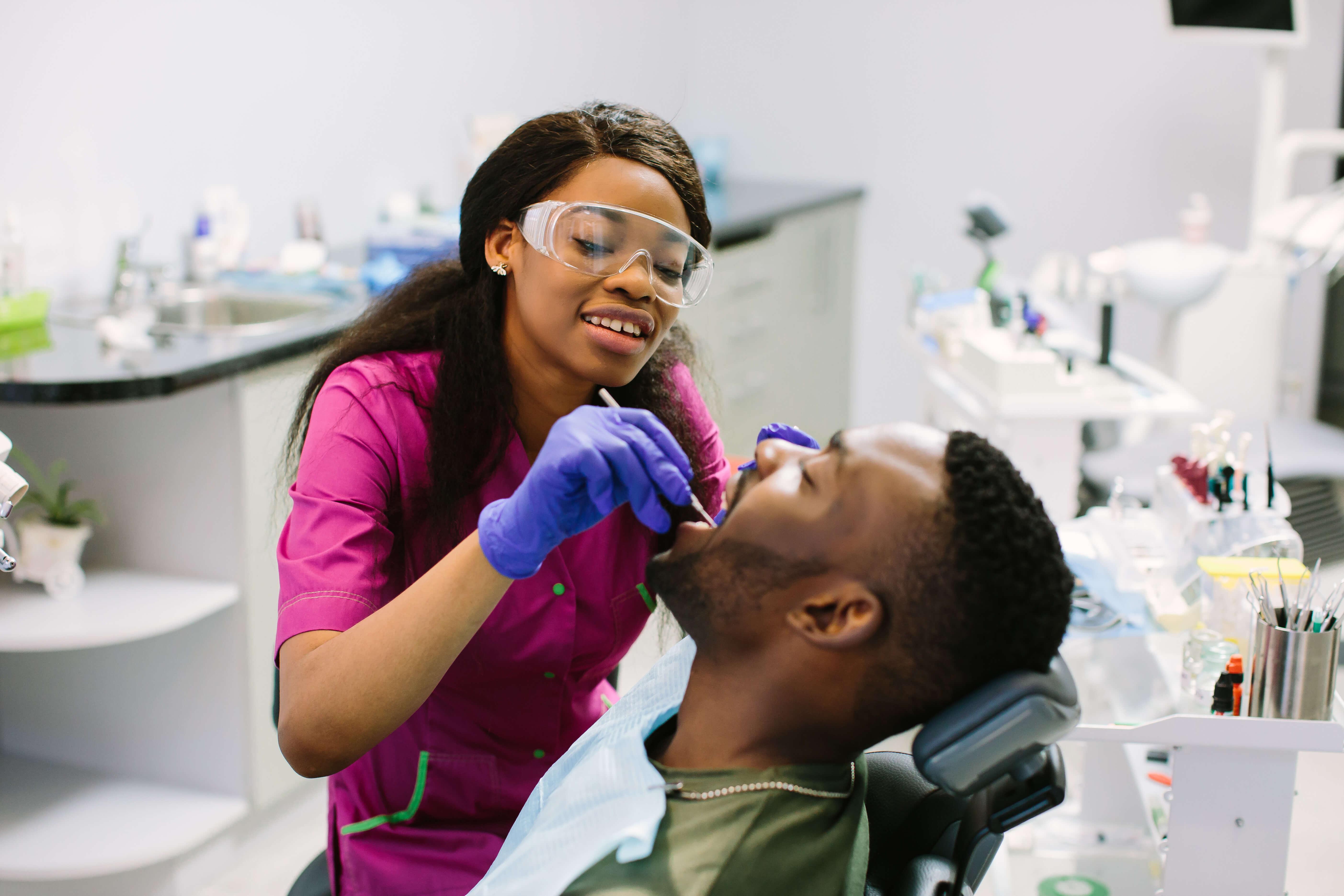 Dental Cleaning Glendive MT
