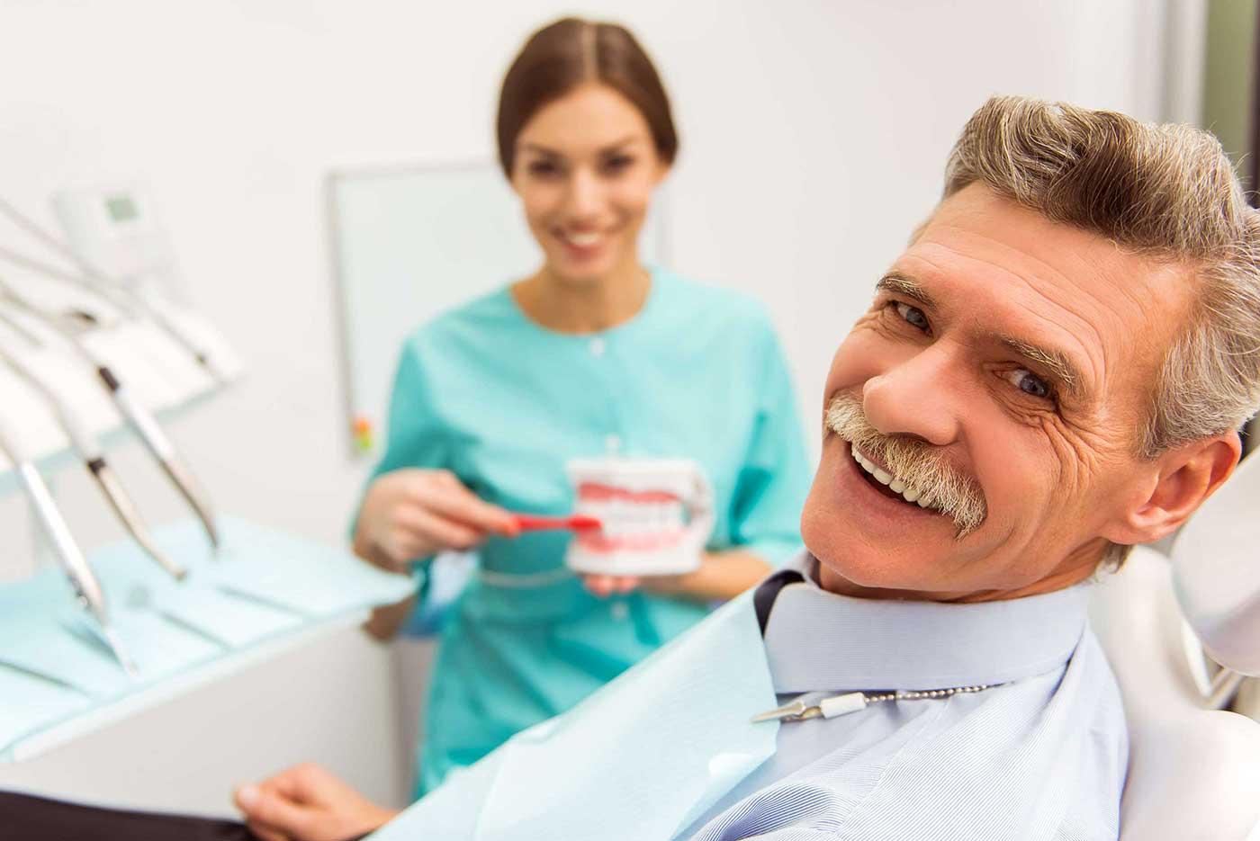 Dentures and Partials in Glendive MT
