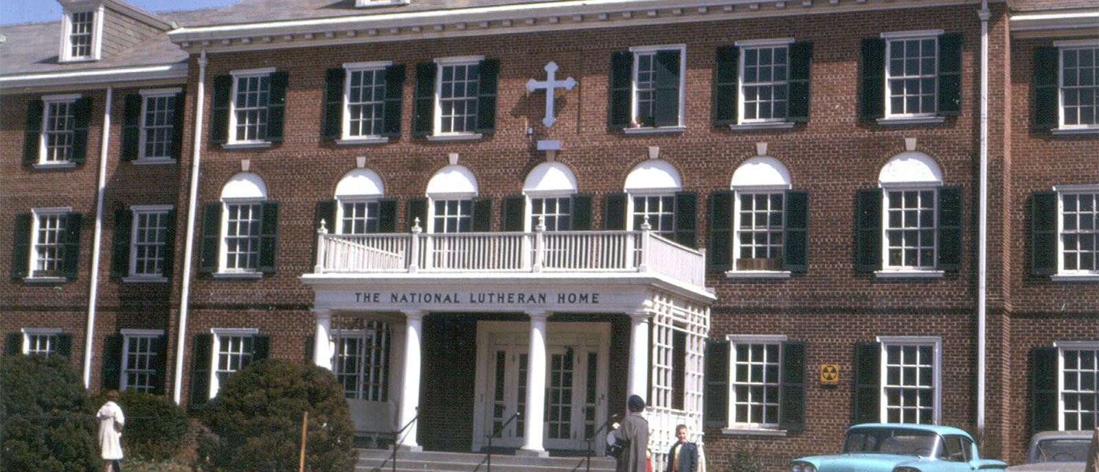 the story of national lutheran communities