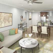 9 TVPP_Fairlee Living Kitchen