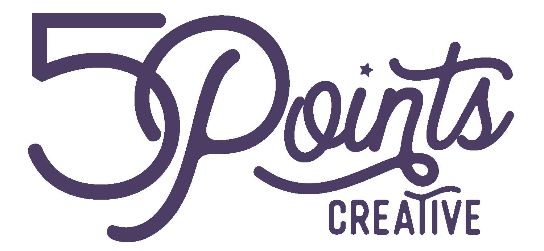 5Points Creative logo