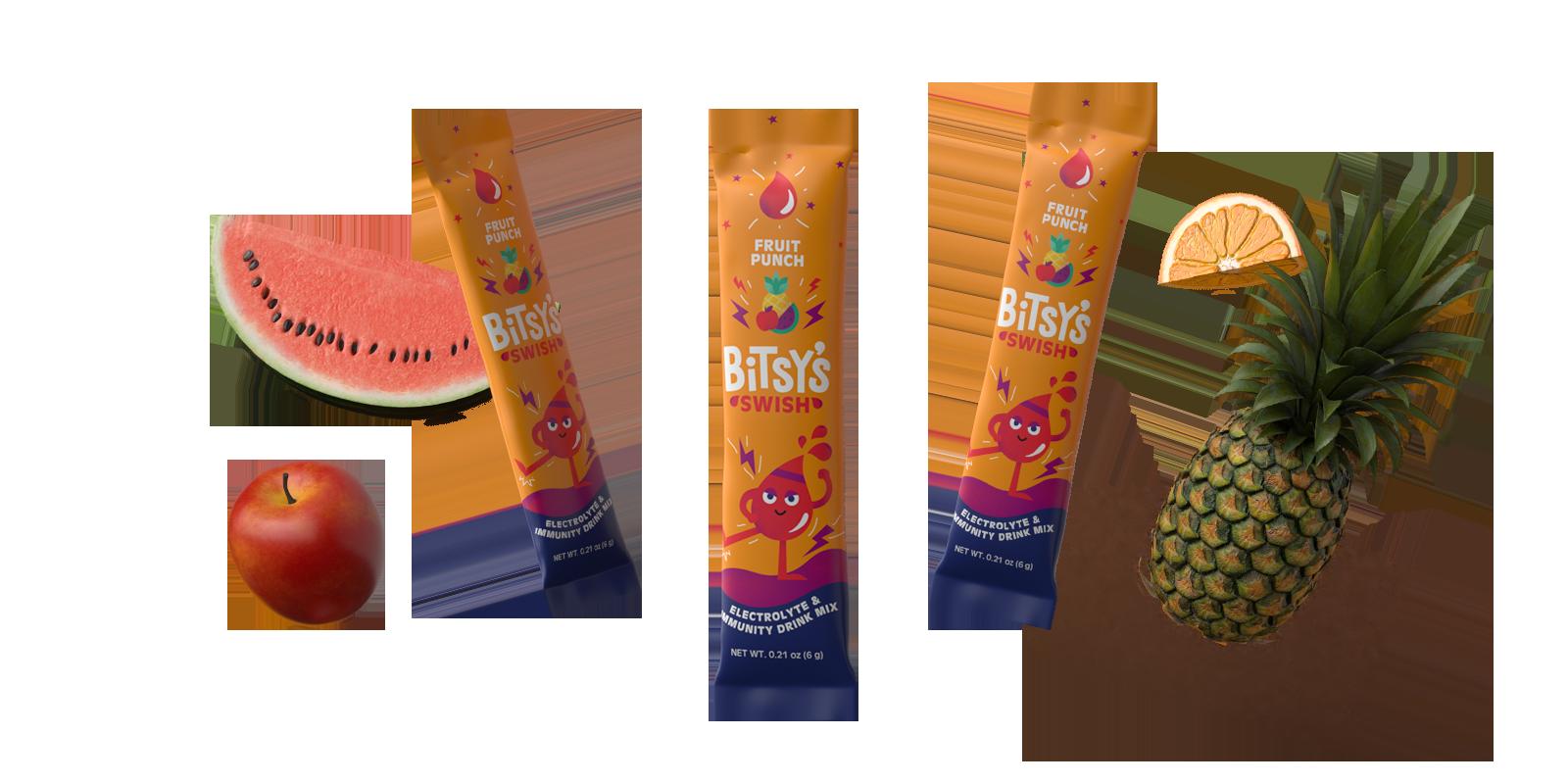 Bitsy's Swish Fruit Punch