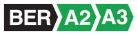 BER A2 A3 Logo