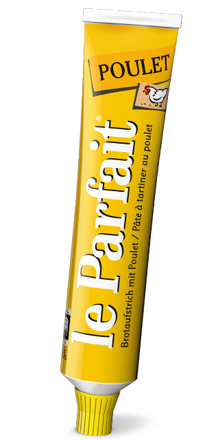 le Parfait Tube Poulet Foodshot